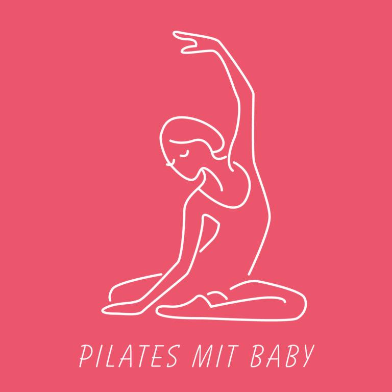 Kurs Pilates mit Baby